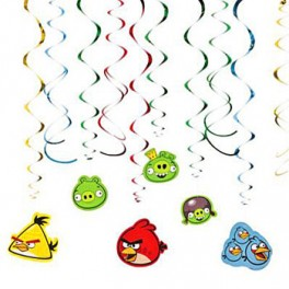 Angry Birds Dangler