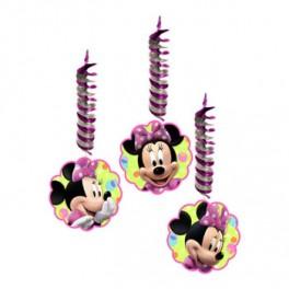 Minnie Mouse Bowtique Dangler