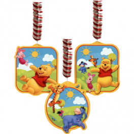 Pooh & Friends Dangler