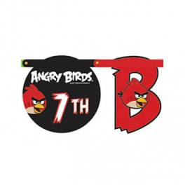 Angry Birds Jumbo Banner Kit