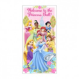 Disney Fanciful Princess Door Banner