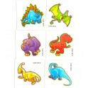 Cute Dinosaur Tattoos