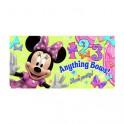 Minnie Bowtique Wall Banner