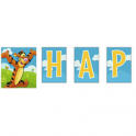 Pooh & Friends Banner