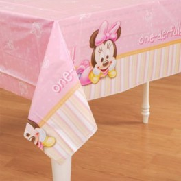 Minnie One-derful Tablecover