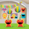 Sesame Street 1st Birthday Deco Kit