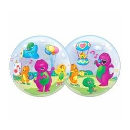 """22"""" Barney & Friends Bubble Balloon"""