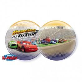 "22"" Disney Cars Bubble Balloon"