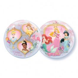 "22"" Princess Daring To Dream Bubble Balloon"
