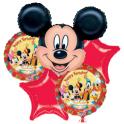 Mickey Mylar Bouquet