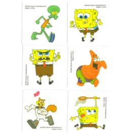 SpongeBob Tattoos