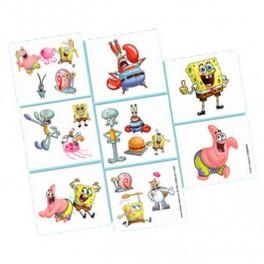 SpongeBob 2 Tattoos