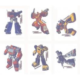 Transformer Tattoos