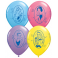"11"" Disney Princess Latex Balloons"