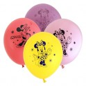 "12"" Minnie Mouse Latex Balloons"
