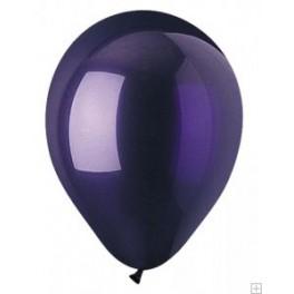 "12"" Crystal Purple Latex Balloons"