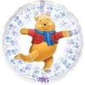"24"" Pooh Insider Mylar Balloon"