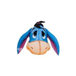 "32"" Eeyore Head Mylar Balloon"