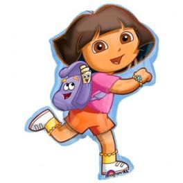 """32"""" Dora Exploring Mylar Balloon"""