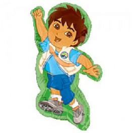"33"" Diego Mylar Balloon"