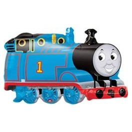 "30"" Thomas The Tank Mylar Balloon"