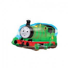 "29"" Percy Engine Mylar Balloon"