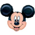"28x23"" Mickey Head Mylar Balloon"