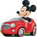 "28"" Mickey Driving Car Mylar Balloon"