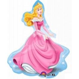 """32"""" Aurora Shape Mylar Balloon"""