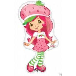 "36"" Strawberry Shortcake Mylar Balloon"