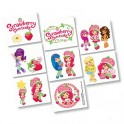 Strawberry Shortcake Tattoos
