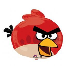 "23"" Angry Bird Red Bird Mylar Balloon"