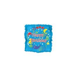 """18"""" Under The Sea Mylar Balloon"""