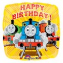 "18"" SQ Thomas & Friends BD Mylar Balloon"