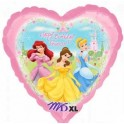 "18"" Disney Princess Garden Birthday Mylar Balloon"