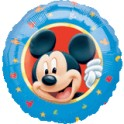 "18"" Mickey Portrait Mylar Balloon"