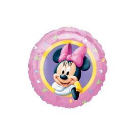 """18"""" Minnie Portrait Mylar Balloon"""