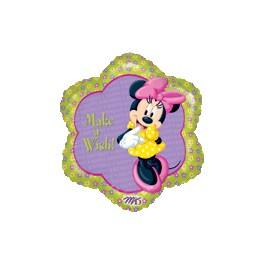 """18"""" Minnie Make A Wish Mylar Balloon"""