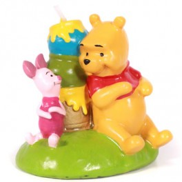 Pooh & Pals Candle