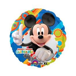 """18"""" Mickey Mouse Clubhouse Mylar Balloon"""