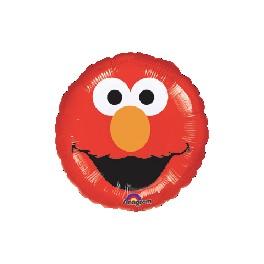 """18"""" Elmo Smile Mylar Balloon"""
