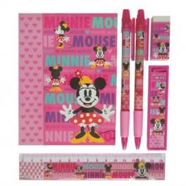 Minnie Mouse Stationary Set