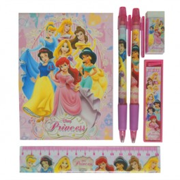 Disney Princess Stationary Set